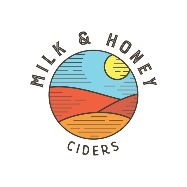 Brand for Milk and Honey Ciders