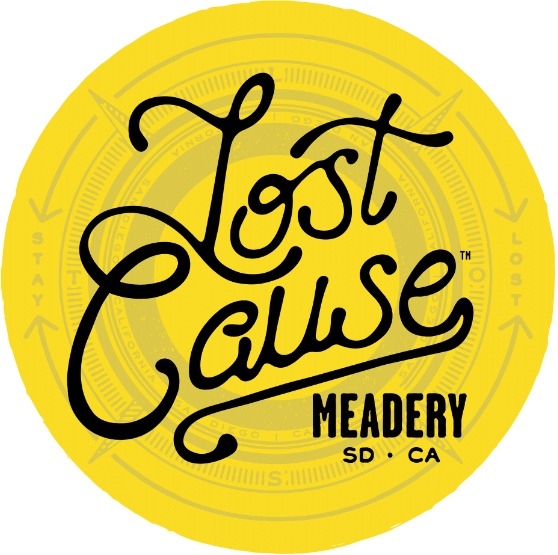 Logo for Lost Cause Meadery