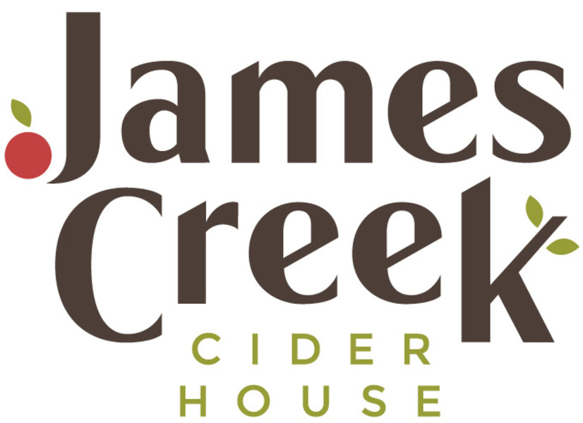 Logo for James Creek Cider House