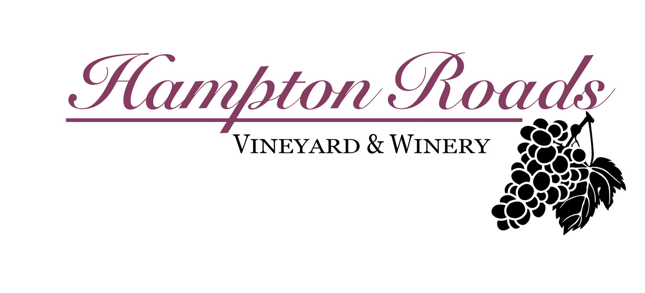 Logo for Hampton Roads Winery