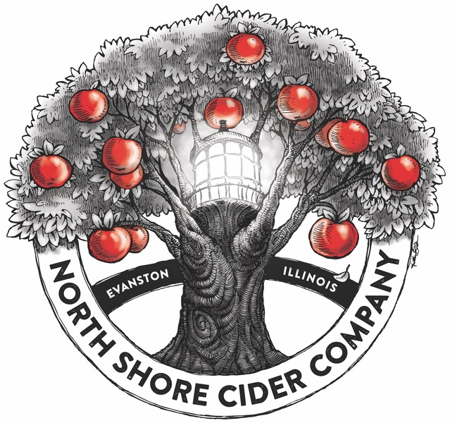 Brand for North Shore Cider Company