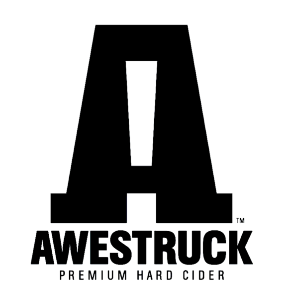 Brand for Awestruck Ciders