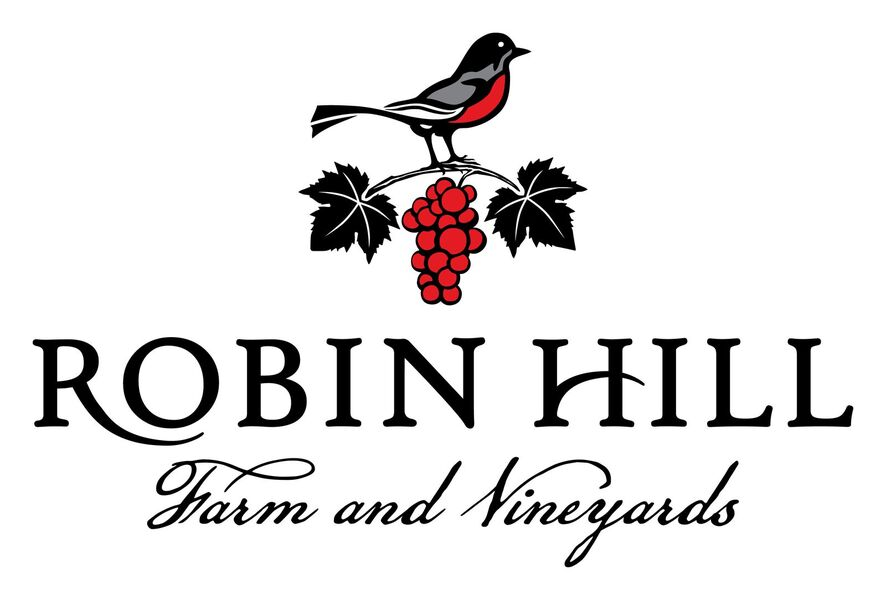 Logo for Robin Hill Farm and Vineyards LLC