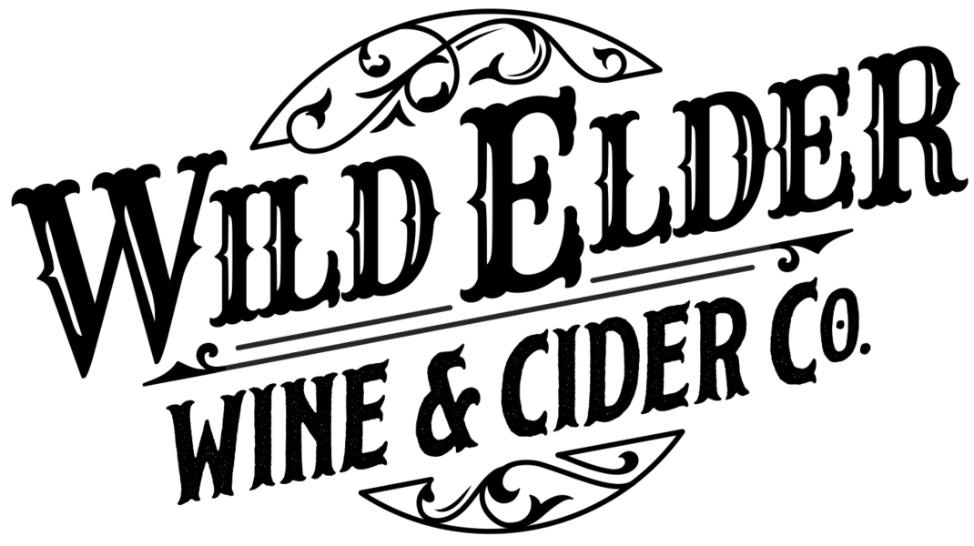 Brand for Wild Elder Wine and Cider Co.
