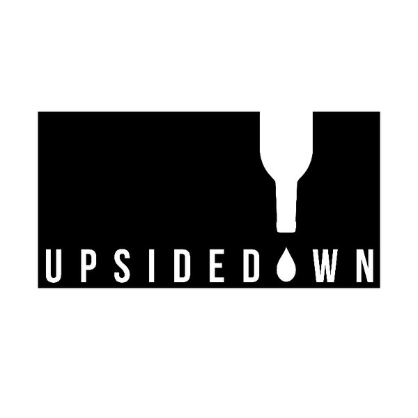 Logo for Upsidedown Wine