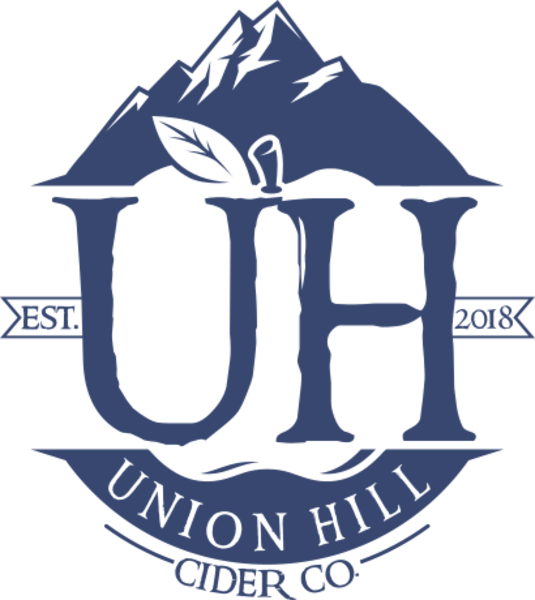 Brand for Union Hill Cider Co.