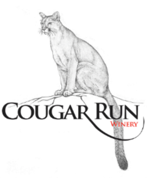 Logo for Cougar Run Winery
