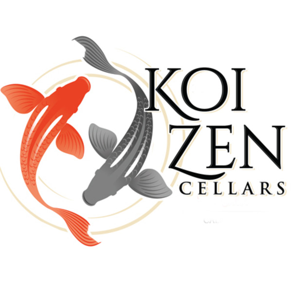 Brand for Koi Zen Cellars Craft Winery