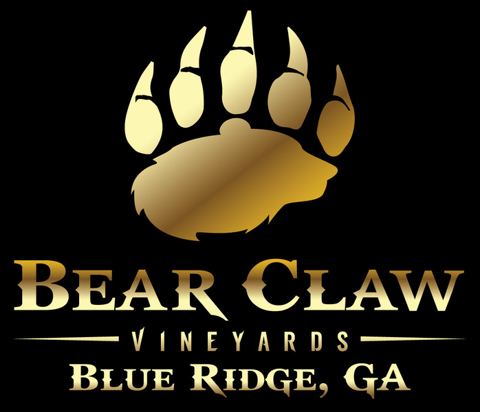 Logo for Bear Claw Vineyards & Winery, Inc.