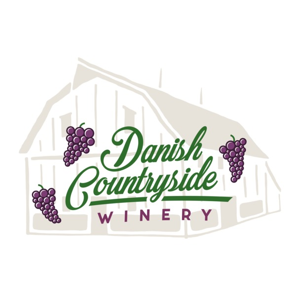 Brand for Danish Countryside Vines and Wines
