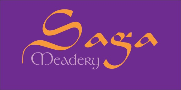 Logo for Saga Meadery