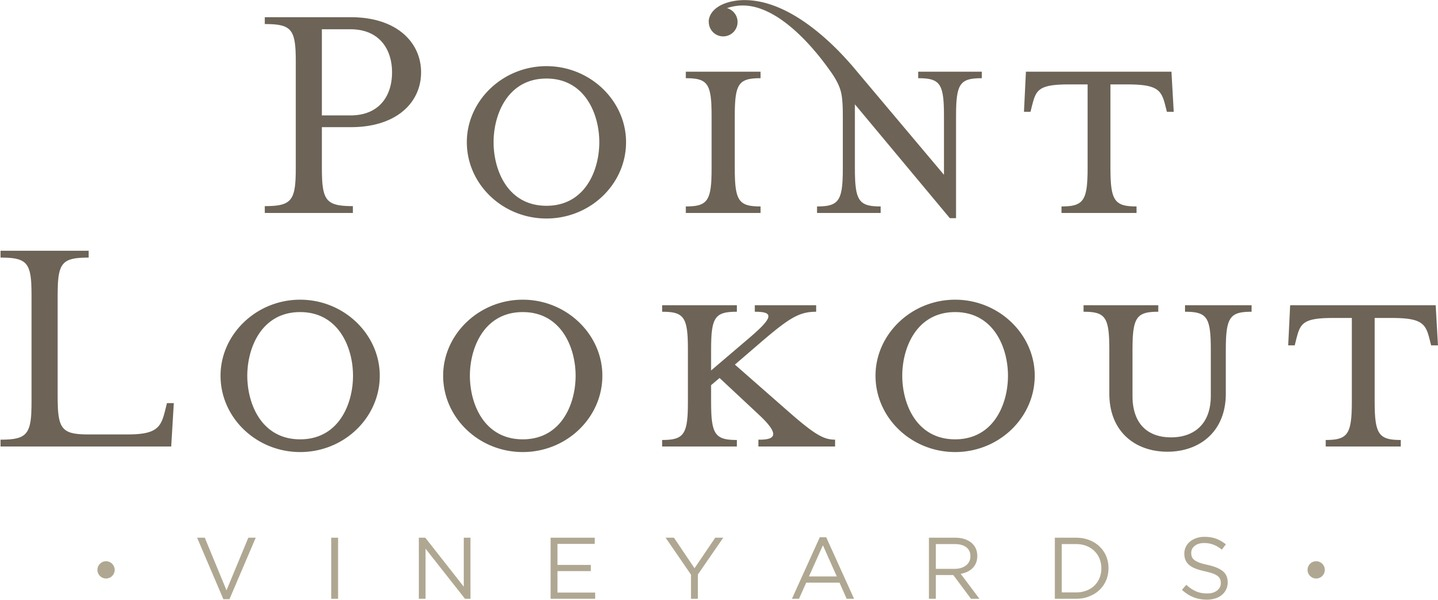 Brand for Point Lookout Vineyards