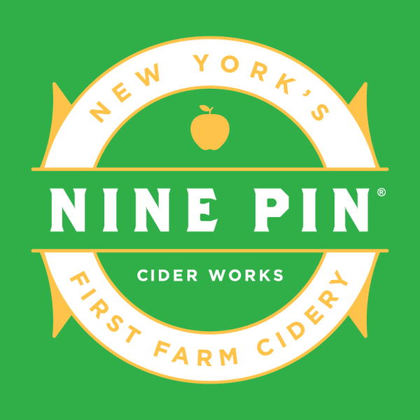 Brand for Nine Pin Cider