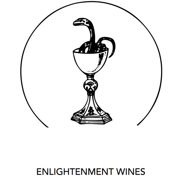 Logo for Enlightenment Wines Farm and Meadery