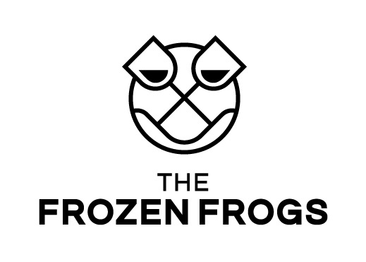 Logo for The Frozen Frogs