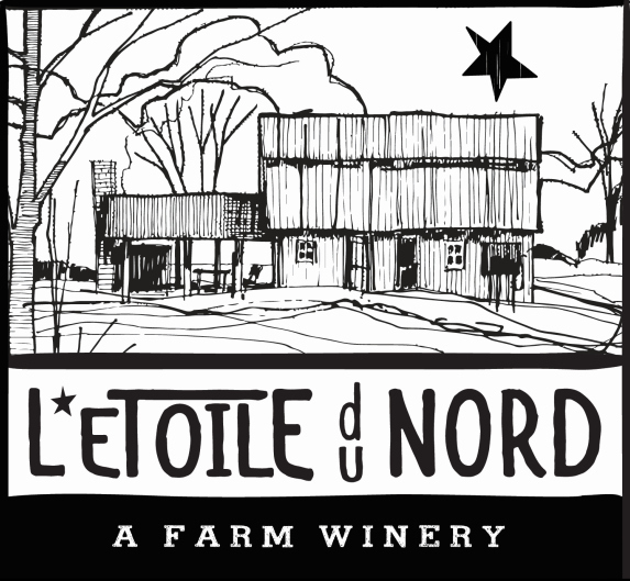 Brand for L'Etoile du Nord Winery
