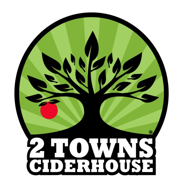 Brand for 2 Towns Ciderhouse