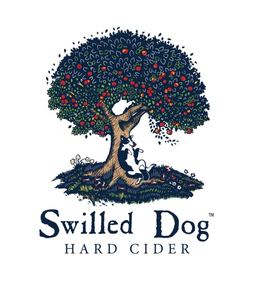 Logo for Swilled Dog Hard Cider