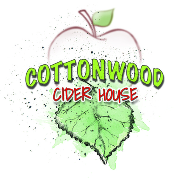 Brand for Cottonwood Cider House