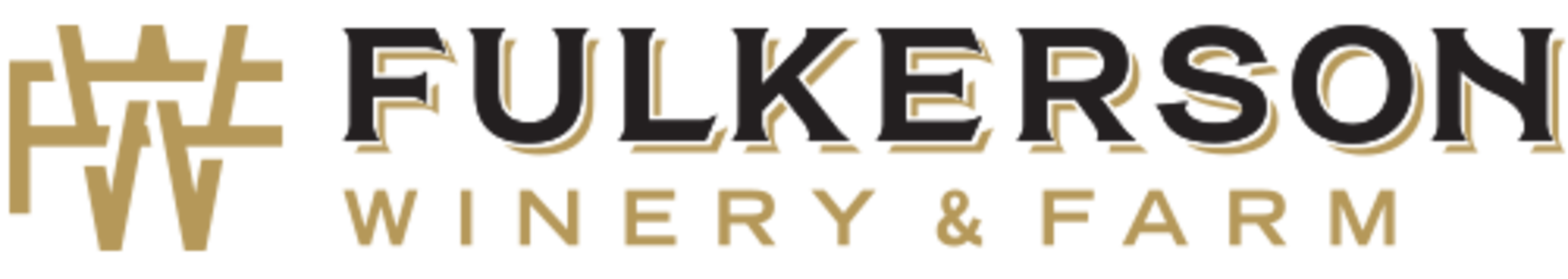 Logo for Fulkerson Winery