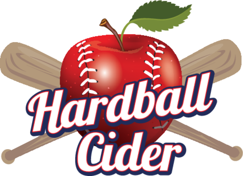 Brand for Hardball Cider