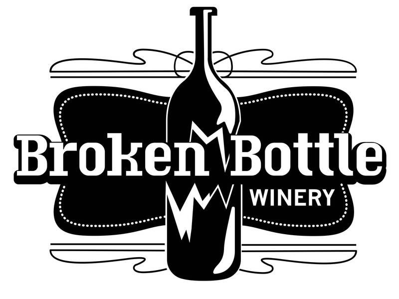 Logo for Broken Bottle Winery