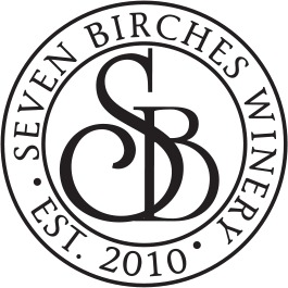 Logo for Seven Birches Winery