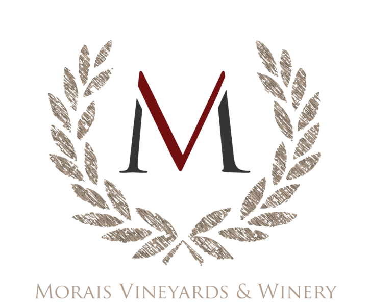 Logo for Morais Vineyards and Winery