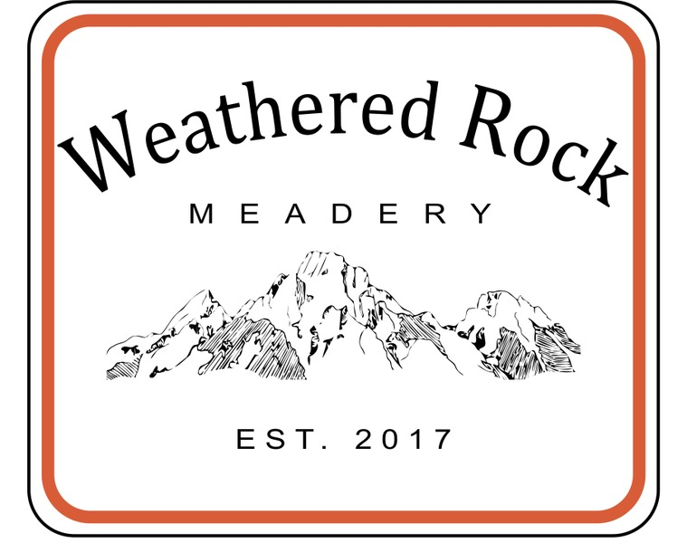 Logo for Weathered Rock Meadery
