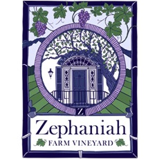 Logo for Zephaniah Farm Vineyard