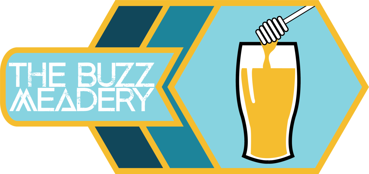Brand for The Buzz Meadery