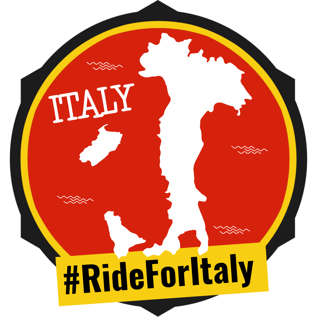 Ride for Italy