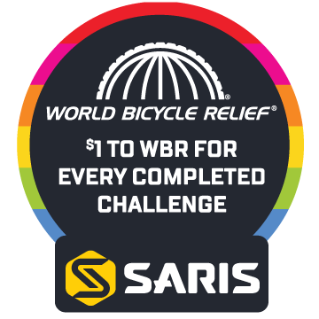 Saris Challenge: Ride for World Bicycle Relief