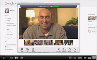 Two New Google+ Hangouts Promotional Videos From Google!