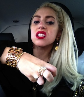 Pop Singer Lady Gaga the Latest Celebrity to Join Google+!