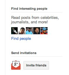 Find interesting people on Google+ organized by your favorite categories or topic