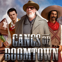 Gangs of Boomtown on G+