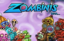 Zombinis game on Google+