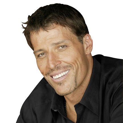 Meet One-on-One Tony Robbins / Anthony Robbins via Google+ Hangout on May 23rd