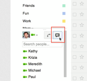 Gmail Video Chat Is Upgraded With Better Face to Face Hangouts and Experience!