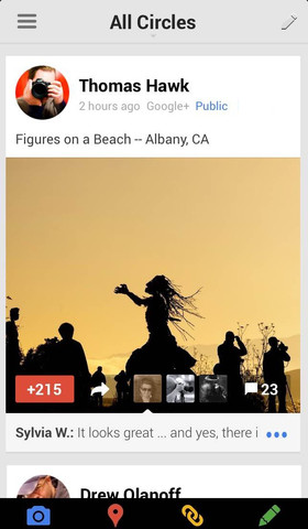 Google+ ios app 4.2.0 now available in 48 new countries and territories!