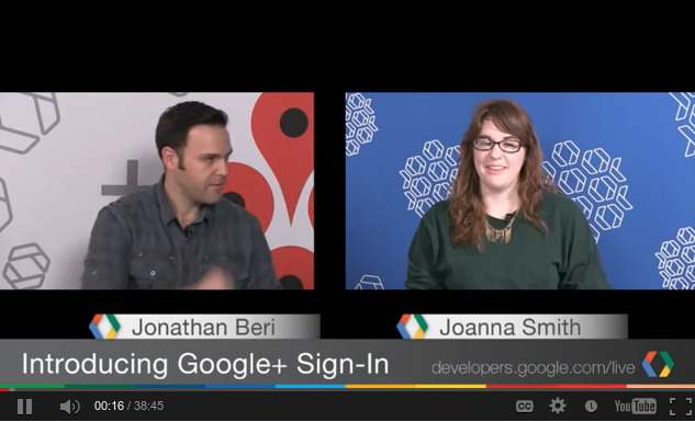 How to integrate google+ signin button with your website, android and ios app [video]