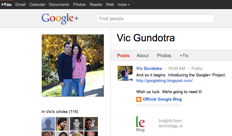 Wish Google+ on Its Second Birthday!