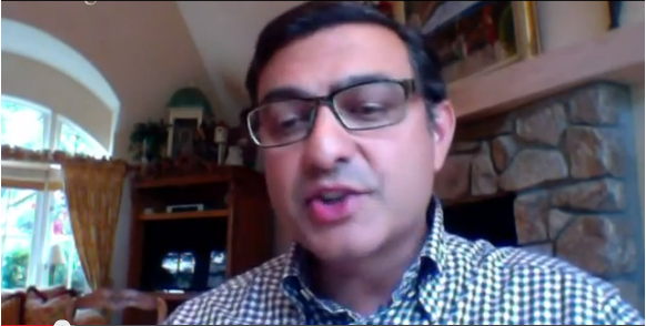 Q & a Hangout With Vic Gundotra Live Now!