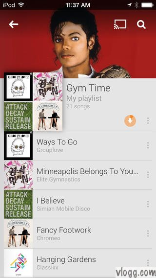 Google Play Music Now Available for Your iPhone or iPad!