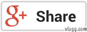 New Google+ Share and Plus One Button's Released