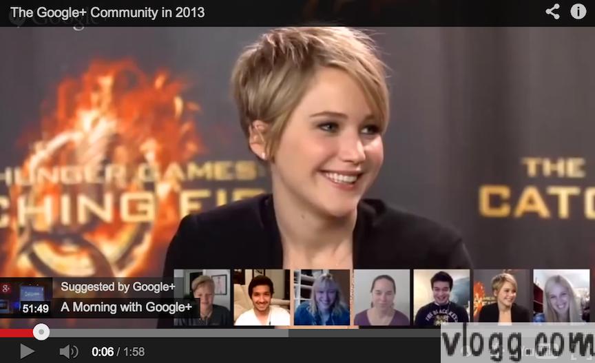 Google+ Memorable Moments in 2013 [Video]