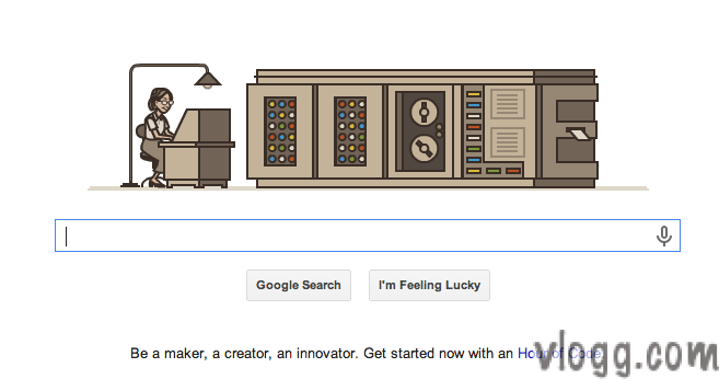 Google Honors Grace Hopper Creator of Cobol Programming Language With Doodle