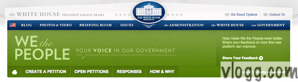 Reform ECPA White House Petition [Images: White House Website]