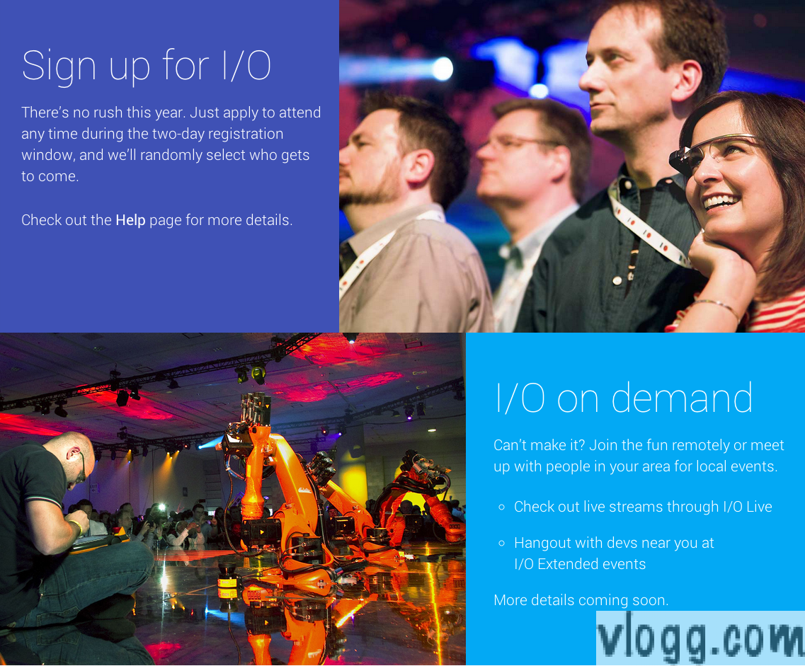 Google I/O 2014 Dates Announced: This Time Everyone Gets a Fair Chance Through Random Selection